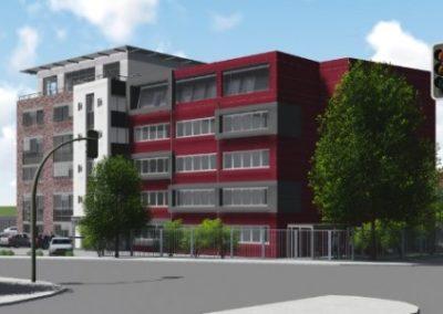 1326 – Energetische Fassadensanierung, KDO Oldenburg