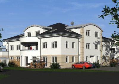 1305 – Neubau von zwei Mehrfamilienhäusern in Rastede