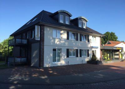 1402 – Umbau eines Wohn- und Geschäftshauses zu einem Mehrfamilienhaus