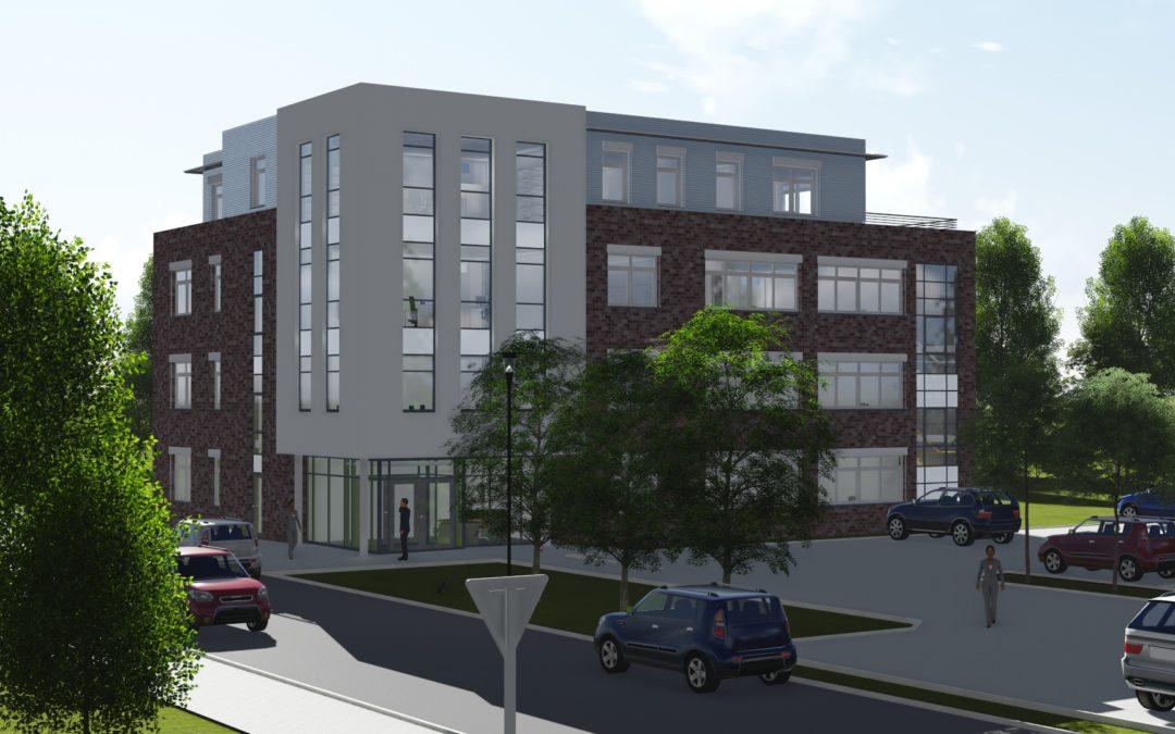 1322 – IFE – Neubau eines Bürogebäudes