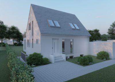 1823 – Umbau und Sanierung eines Wohnhauses