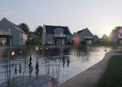 1610 – Nordseepark Dangast Häuser 16-19