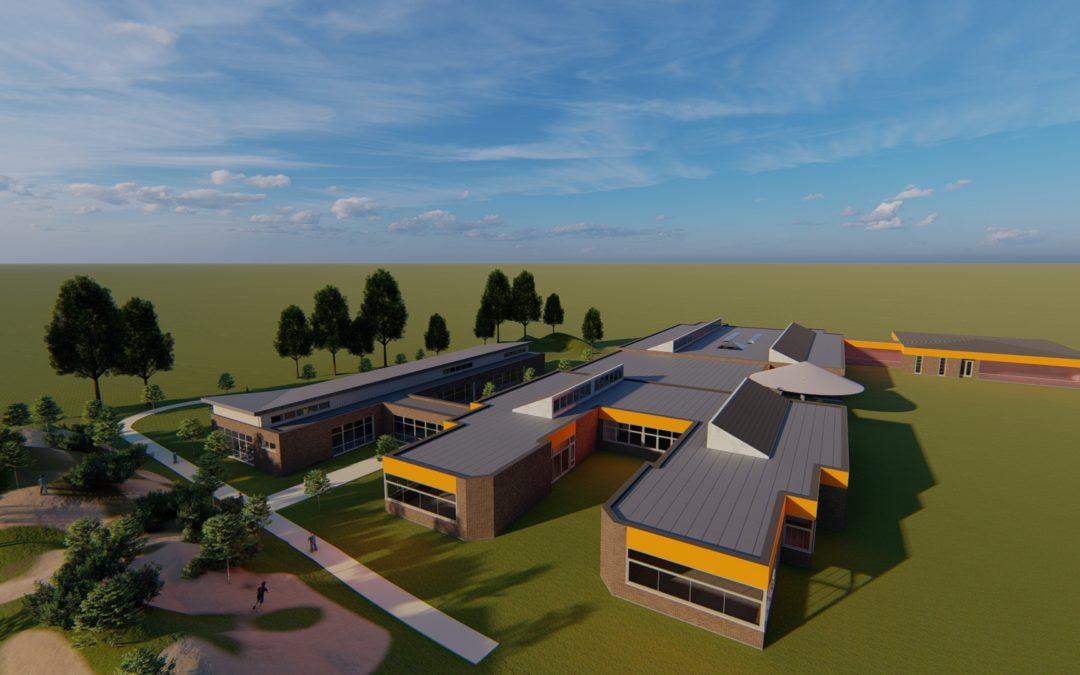 1816 – Erweiterung Astrid Lindgren Schule in Achim