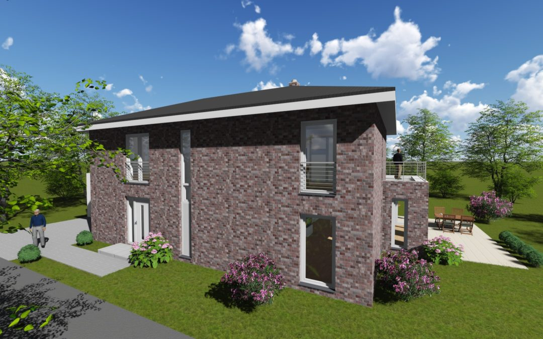 1511 – Neubau eines Einfamilienwohnhauses