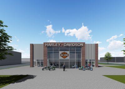 1514 – Harley Davidson Halle